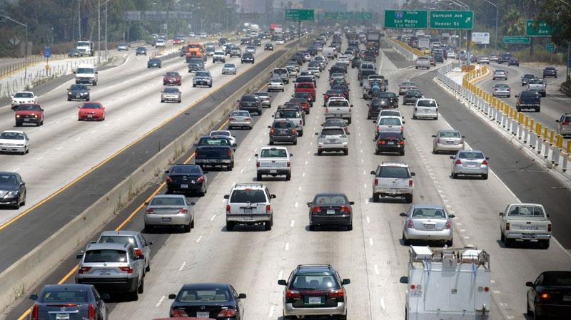 Weekend freeway closure in L A  triggers dire warnings | CTV News