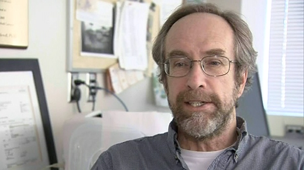 Tim Stockwell, from the Centre for Addictions Research at University of Victoria, appears on CTV News, Friday, Dec. 17, 2010.