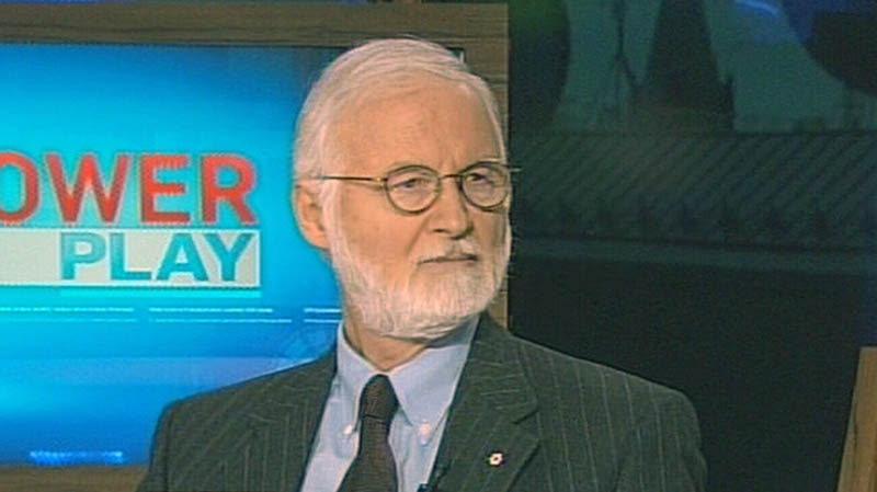 Former diplomat Robert Fowler critiques the prime minister's military strategy in Mali on CTV's Power Play in Ottawa, Monday, Jan. 14, 2013.