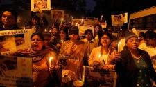Gang rape in India