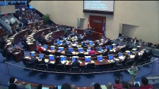 City council debates the proposed 2013 budget