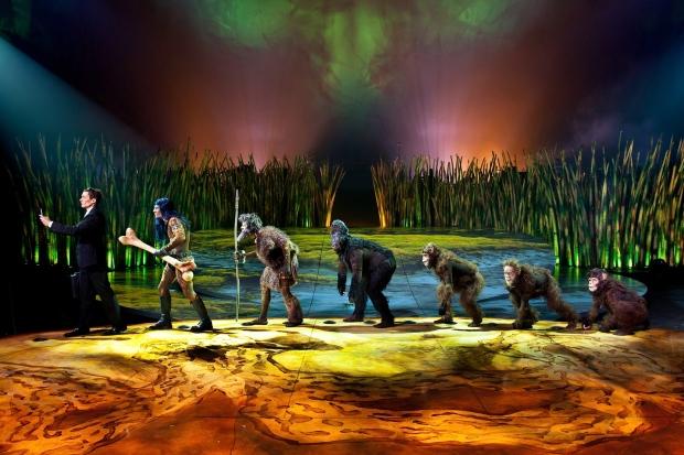 Reports of layoffs at Cirque du soleil