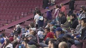 CTV BC: What boycott? Canucks fans snap up tickets