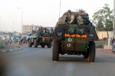 French forces launch land assault in Mali