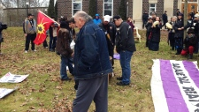Idle No More gathering in Ontario