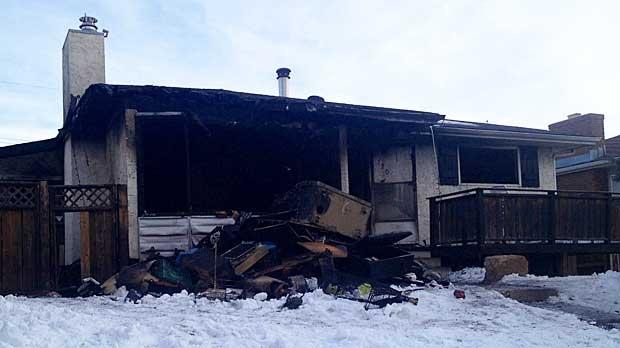 Penbrooke Rd. fire