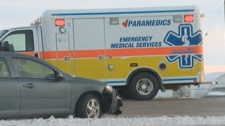 Fermor crash in Winnipeg