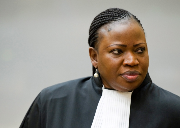 Fatou Bensouda on Dec. 18, 2012.