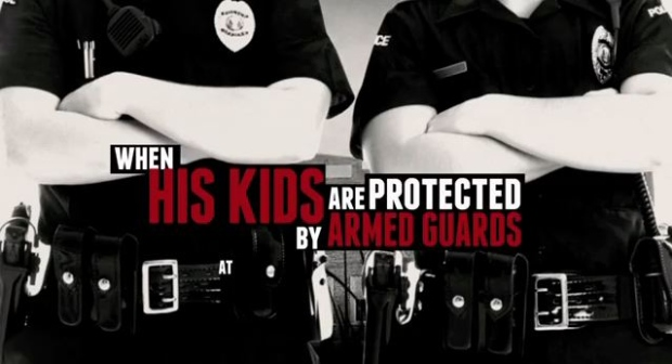Obama kids NRA video