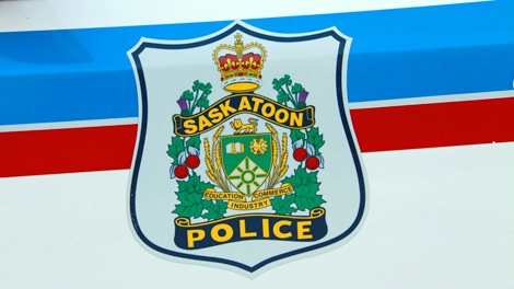 Saskatoon Police cruiser