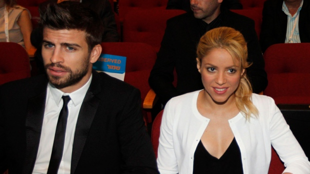 Shakira hosts baby shower for underprivileged kids