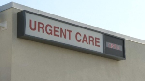 Airdrie urgent care centre