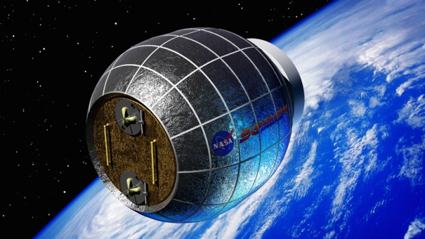 ISS to get inflatable space stations