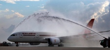 Boeing Dreamliner in New Delhi on Sept. 8, 2012.