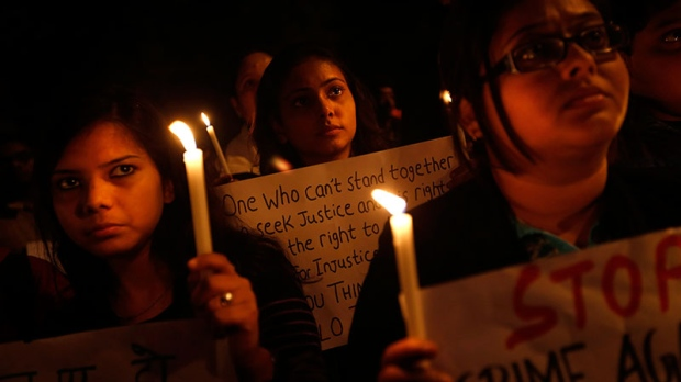 Judge fast-tracking rape case India