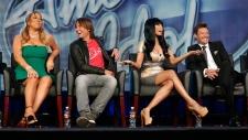Idol returns Mariah Carey Keith Urban Nicki Mina