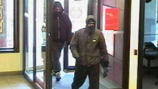 bank robbers krug street Kitchener