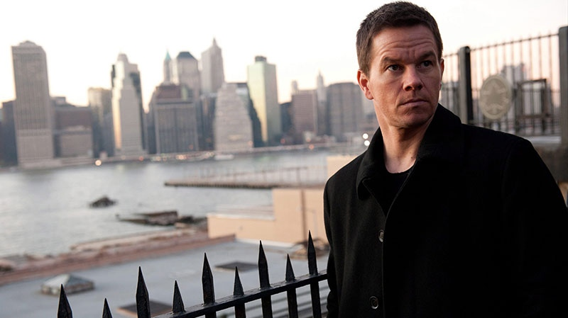 Mark Wahlberg in a scene from eOne Films Canada's 'Broken City'