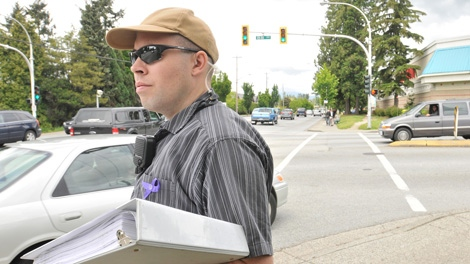 Surrey RCMP launched an investigation into the actions of Const. David Clarke in October 2010 after a member of the public came forward with allegations.