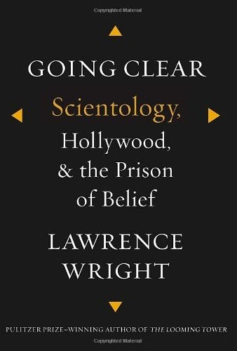 Pulitzer prize-winning author Lawrence Wright's book Going Clear: Scientology, Hollywood and the Prison of Belief is full of shocking allegations about the religion, its founder L. Ron Hubbard, and current leader David Miscavige.