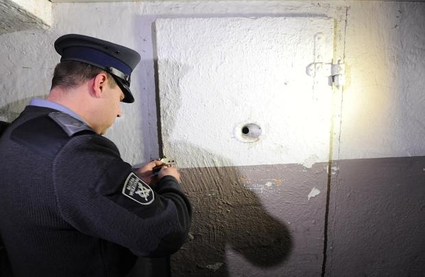 Communist-era prison cell found in Poland