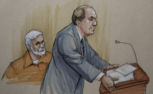 Canadian gets 14 years for  Mumbai terror support
