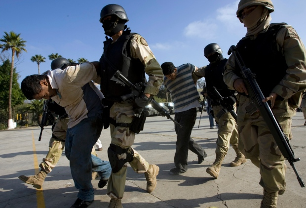 The struggle against mexicos drug cartels
