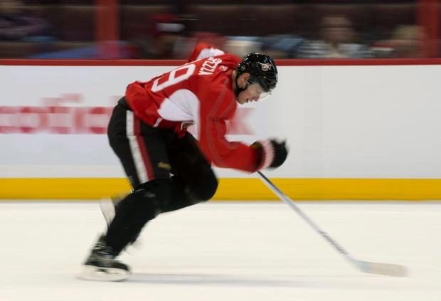 Ottawa Senators Jason Spezza