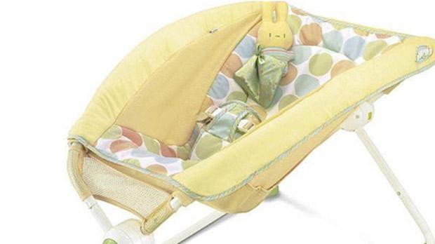 Fisher Price Newborn Rock 'N Play Sleeper advisory