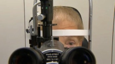 Eye exam, vision loss, diabetes, Lucentis, Karen O