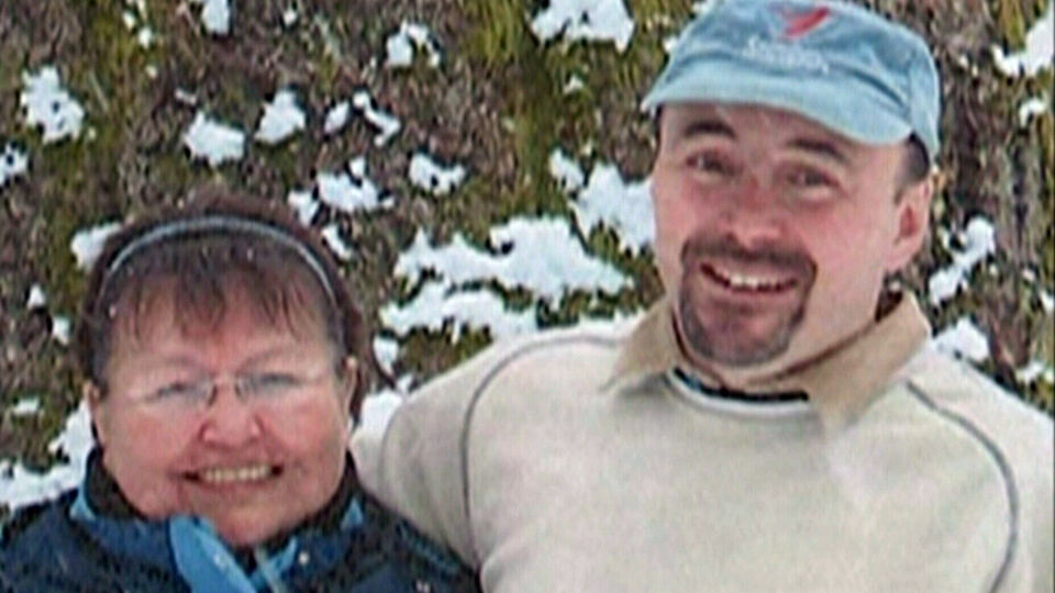 Gerald Foisy and Shirley Rosette are presumed to have drowned when a B.C. ferry sank on March 22, 2006.