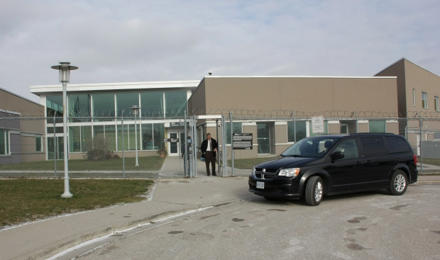 Ashley Smith jurors tour Ontario prison