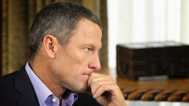 Lance Armstrong doping admission Oprah interview