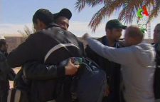 Hostages freed from Algerian gas plant