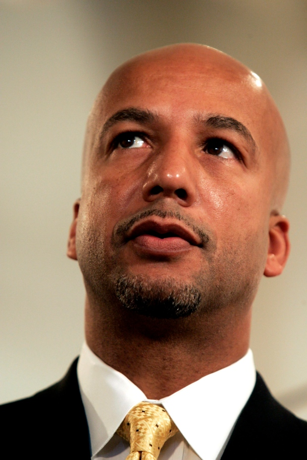 Former New Orleans mayor Ray Nagin