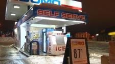 Edmonton Gas Prices