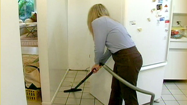 Charles MacPherson has tips on how to prepare your house for guests in a hurry.