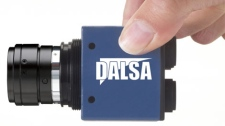 A BOA Smart Camera made by Waterloo-based DALSA Corporation is seen in this undated promotional image.