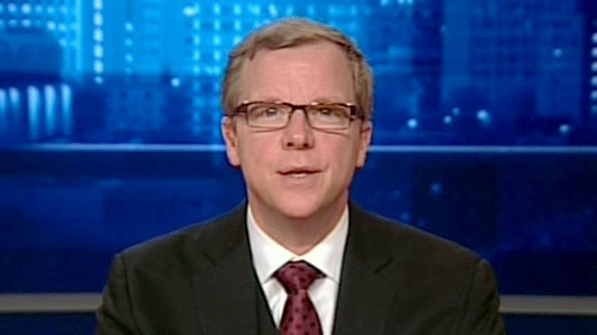 Saskatchewan Premier Brad Wall appears on CTV's Power Play, Friday, Jan. 18, 2013.