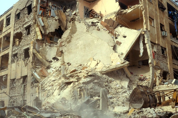 Syria blast kills at least 12