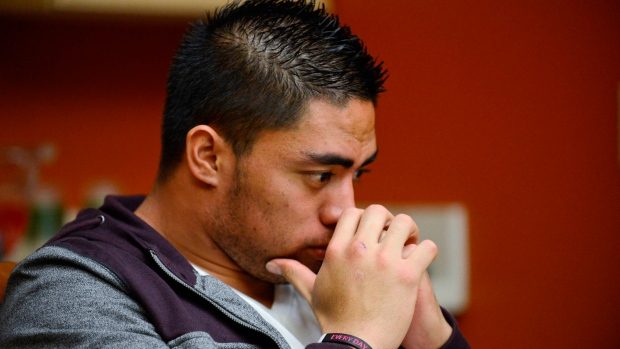 Manti Te'o on 'girlfriend' hoax: 'I wasn't faking'