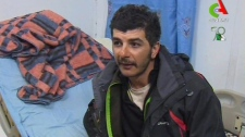 Algeria standoff rescued hostage
