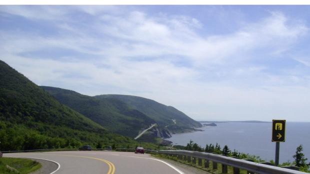 Weather Cape Breton Island July