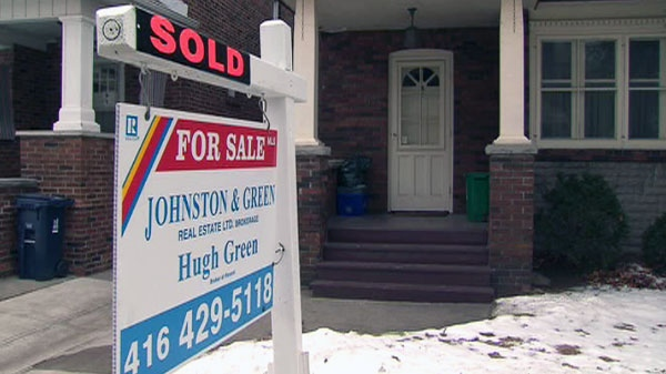 Real estate agents say Toronto had a good year in 2010, but added that 2009 was a great year.