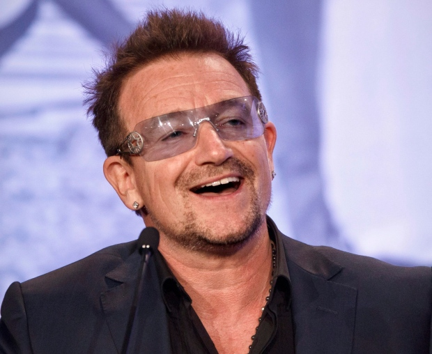 Newly discovered spider species named after Bono