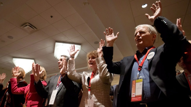 Liberal leadership hopefuls prep for first debate