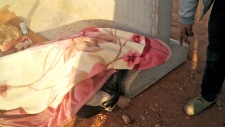 Algerian hostages