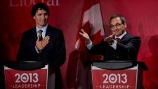 Justin Trudeau, Martin Cauchon Federal Liberal