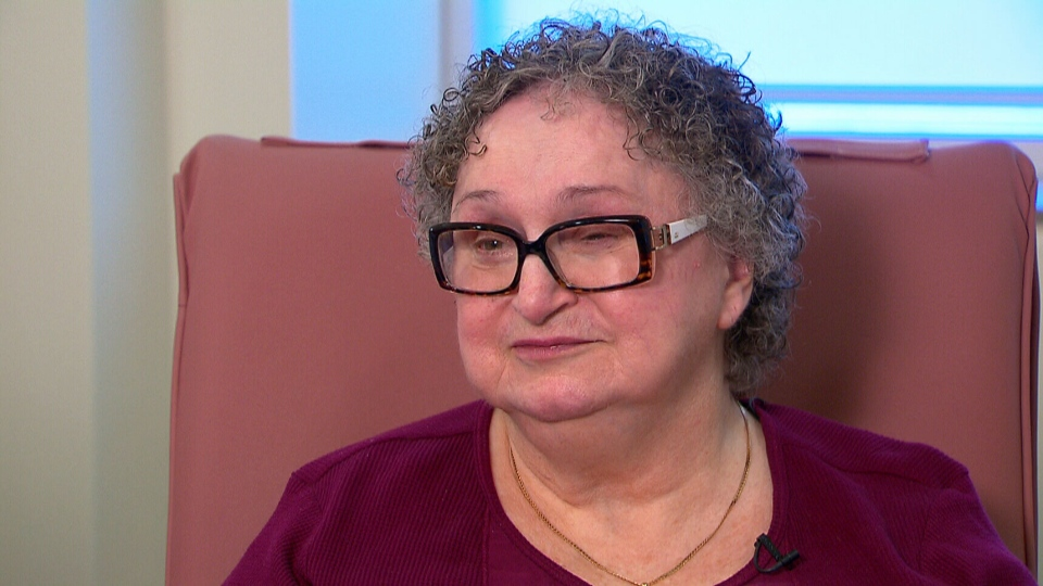 Cynthia Morgan-Robson, 75, was cured of her C. difficile infections with fake feces.