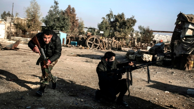 Airstrike kills at least 7 outside Syrian capital